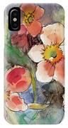 Handpicked Bouquet No. 2 IPhone Case
