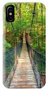 Hanging Bridge IPhone Case
