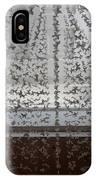 Hanging Butterflies B W  IPhone Case