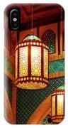 Hanging Lanterns IPhone X Case