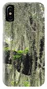 Hanging Moss IPhone Case