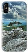 Hanging Rock Overlook IPhone Case