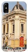 Hanoi Opera House 04  IPhone Case