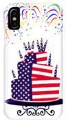 Happy Birthday Usa IPhone Case