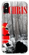 Happy Christmas 60 IPhone Case