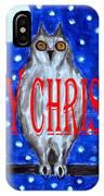 Happy Christmas 26 IPhone Case