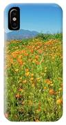 Happy Days In Walker Canyon IPhone Case