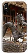 Happy Dragon IPhone Case