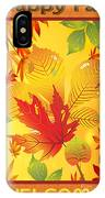 Happy Fall-jp2760 IPhone Case