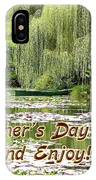 Happy Father's Day IPhone Case