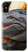 Happy Gator IPhone Case