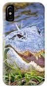 Happy Gator IPhone Case