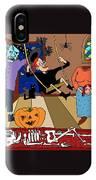 Happy Halloween Party IPhone Case