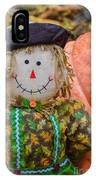 Happy Harvest Time IPhone Case