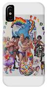 Happy Pride IPhone Case