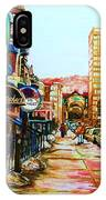 Hard Rock Cafe  IPhone Case