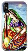 Hare Krishna - Ecstatic Chanting  IPhone Case