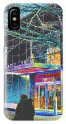 Harlem Street Scene  IPhone Case