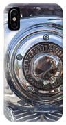 Harley Davidson Motorcycles Art IPhone Case