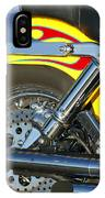 Harley-davidson Twin Cam 88 Rear Wheel IPhone Case