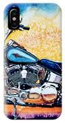 Harley Hog I IPhone Case