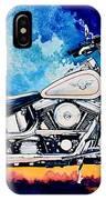 Harley Hog II IPhone Case