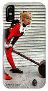 Harley Quinn Classic  - Free Style -  - Da IPhone X Case