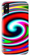 Harmony 39 IPhone Case