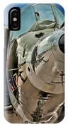 Harrier Ground Attack Jet Airplane IPhone Case