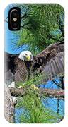 Harriet As I Open Wings Magics Happen IPhone Case