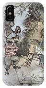 Harris: Uncle Remus, 1917 IPhone Case