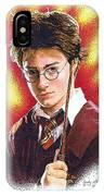 Harry Potter The Wizard IPhone Case