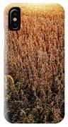 Harvest Twilight IPhone Case