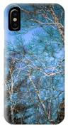 Haunted Trees IPhone Case