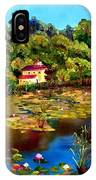 Hause By The Lake IPhone Case