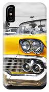 Havana Chevy Dreams  IPhone Case