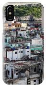 Havana Cityscape IPhone Case