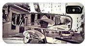 Havana Cuba Taxi IPhone Case