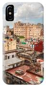 Havana From Above IPhone Case
