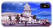 Havana National Capitol IPhone Case