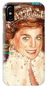 Have Your Portrait Painted Contact Carole Spandau 30 Years Experience IPhone Case