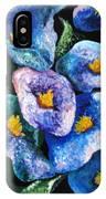 Hawaii Flowers IPhone Case