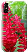 Hawaiian Beauty 2 IPhone Case