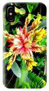Hawaiian Beauty 3 IPhone Case