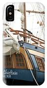 Hawaiian Chieftan IPhone Case