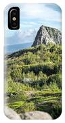 Hawaiian Island Drive IPhone Case