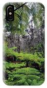 Hawaiian Rainforest IPhone Case
