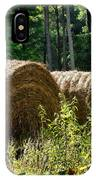 Hay Bay Rolls IPhone Case