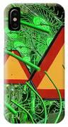 Hay Equipment IPhone Case