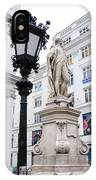 Haydn On Vienna Street Corner IPhone Case